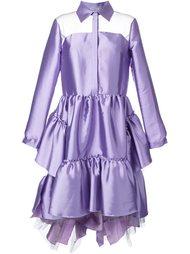 объемное платье-рубашка Natasha Zinko