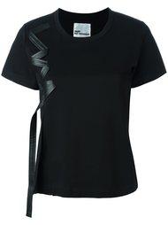базовая футболка  Comme Des Garçons Noir Kei Ninomiya