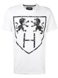 футболка с принтом эмблемы Hydrogen