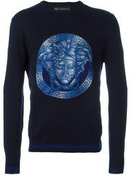 классическая толстовка 'Medusa' Versace