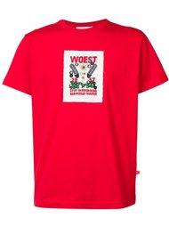 футболка с принтом 'Woest' Walter Van Beirendonck