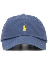 кепка с желтым логотипом Polo Ralph Lauren