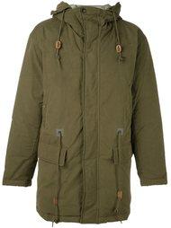 пальто с капюшоном Closed