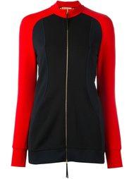куртка дизайна колор-блок Marni