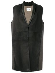 пальто из меха норки Manzoni 24