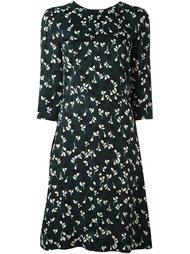 платье с цветочным узором Marni
