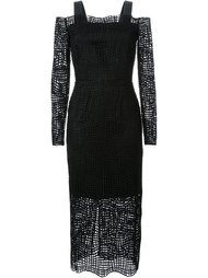 платье 'Raw Intent' с длинными рукавами Manning Cartell