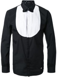 рубашка с плиссированным нагрудником Loveless