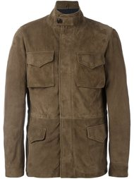 куртка с накладными карманами Lardini