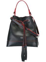 сумка-тоут с контрастной окантовкой Steffen Schraut