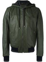 куртка с капюшоном Dolce & Gabbana