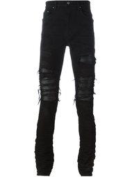 джинсы кроя скинни   Amiri