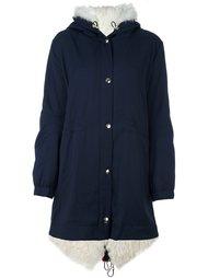 пальто с капюшоном Sonia Rykiel