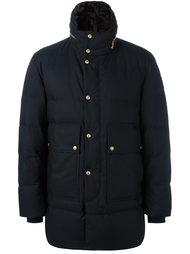 куртка с воротником-стойкой  Moncler Gamme Bleu
