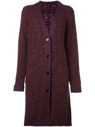 вязаное пальто-кардиган  Etro