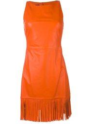 приталенное платье  Boutique Moschino