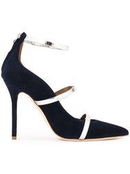 туфли с ремешками Malone Souliers