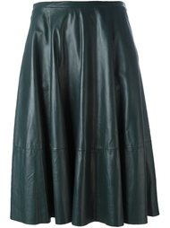 драпированная юбка миди Drome