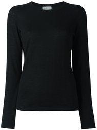 свитер с круглым вырезом   Le Kasha