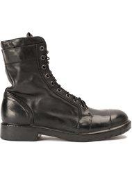 ботинки в стиле милитари  Oxs Rubber Soul