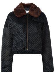 укороченная стеганая куртка Dolce & Gabbana Vintage