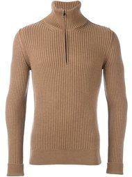 свитер в рубчик  Dolce & Gabbana