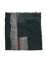 striped scarf Faliero Sarti