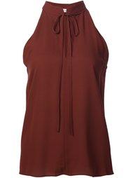 блузка 'Ivy' без рукавов A.L.C.