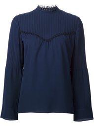 блузка в рубчик Derek Lam
