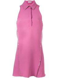платье без рукавов  Versace