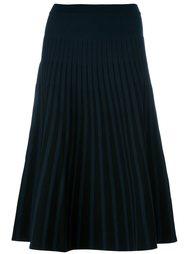 плиссированная юбка Tomas Maier
