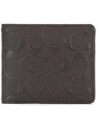 квадратный бумажник Coach