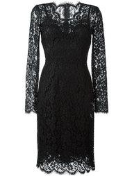 кружевное коктейльное платье Dolce & Gabbana
