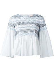 блузка с широкими рукавами See By Chloé