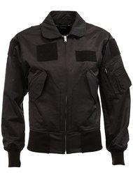 куртка-бомбер с карманами  Yang Li