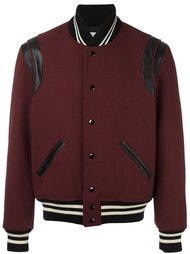 классическая куртка бомбер Saint Laurent