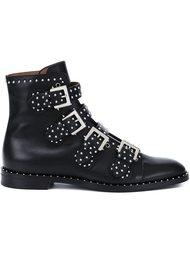 ботинки с заклепками Givenchy