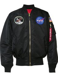 куртка-бомбер 'Apollo MA-1' Alpha Industries