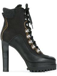 ботинки по щиколотку 'Saint Moritz'  Dsquared2