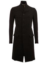 однобортное пальто  Masnada