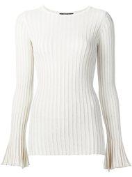 свитер в рубчик Derek Lam