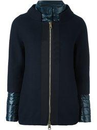многослойная короткая куртка Herno