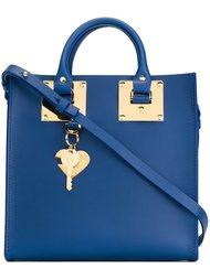 сумка-тоут с подвесками Sophie Hulme