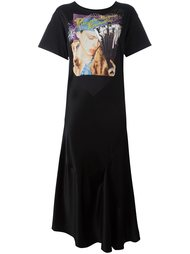 платье-футболка  Maison Margiela