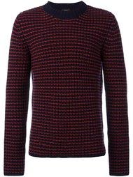 свитер в полоску Joseph