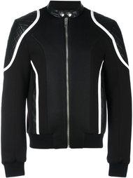 стеганая куртка-бомбер  Les Hommes Urban