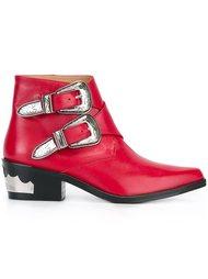 ботинки по щиколотку 'Polido' Toga