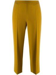 укороченные расклешенные брюки Odeeh