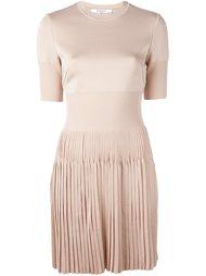 платье с плиссированной юбкой Givenchy