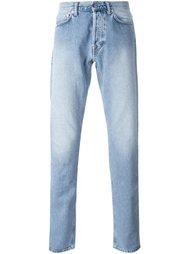 джинсы с эффектом потертости Our Legacy